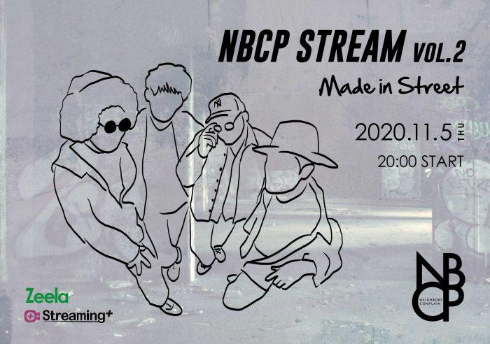 NBCP Stream vol.2